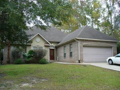 Diamondhead Single Family Home For Sale: 85528 W Diamondhead Dr