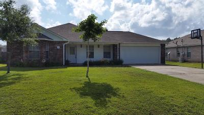 Ocean Springs Single Family Home For Sale: 3601 N 11th St