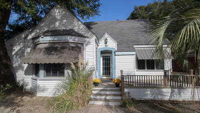 Biloxi Single Family Home For Sale: 1090 Cherokee St