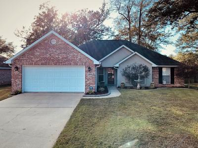Single Family Home For Sale: 13699 Hidden Oaks Dr
