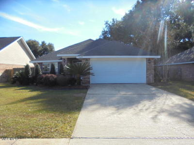 Biloxi Single Family Home For Sale: 15085 Cedar Springs Dr