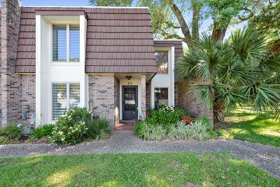 Ocean Springs Condo/Townhouse For Sale: 527 Front Beach Dr