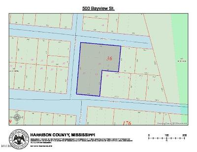 Pass Christian Residential Lots & Land For Sale: 500 Bayview St