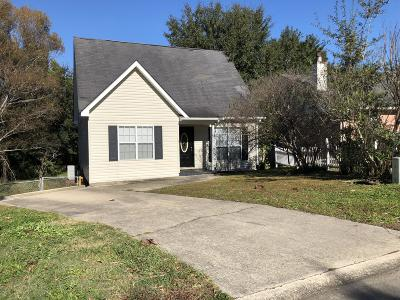 Ocean Springs Single Family Home For Sale: 17 Fleetwood Pl
