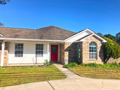Ocean Springs Single Family Home For Sale: 3312 Beachview Dr