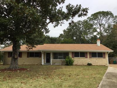 Biloxi Single Family Home For Sale: 2448 Bay Vista Dr