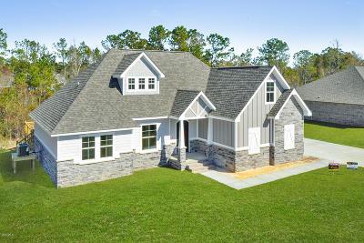 Ocean Springs Single Family Home For Sale: 5811 Sylvester St