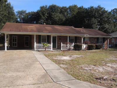 Biloxi Single Family Home For Sale: 352 Willow Ave