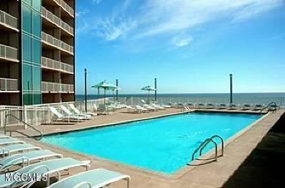 Biloxi Condo/Townhouse For Sale: 1899 Beach Blvd #802