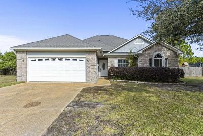 Biloxi MS Single Family Home For Sale: $174,900