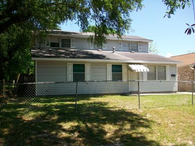 Gulfport Single Family Home For Sale: 1314 36th Ave