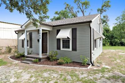 gulfport Single Family Home For Sale: 1268 28th St