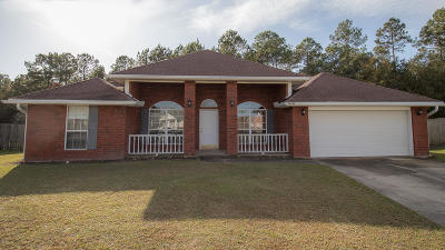 Gulfport Single Family Home For Sale: 14347 Atwood Cv