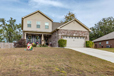 Ocean Springs Single Family Home For Sale: 9601 W Sanctuary Blvd