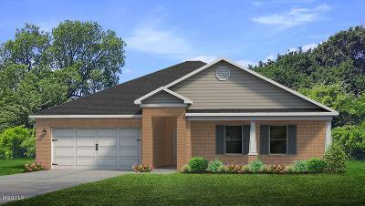 Biloxi Single Family Home For Sale: 9149 Bellewood Pl
