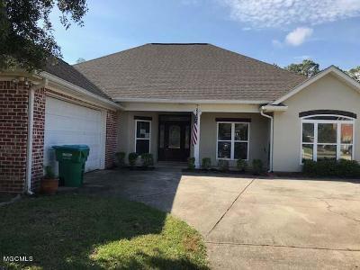 Gulfport Single Family Home For Sale: 11471 W Ashton Ln