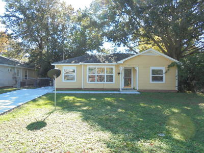 Biloxi Single Family Home For Sale: 1741 James St