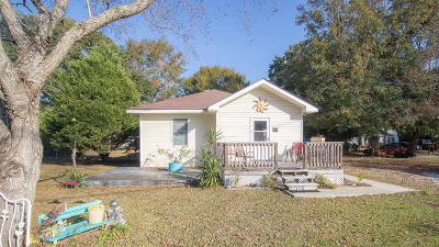 Gulfport Single Family Home For Sale: 36 E Railroad St