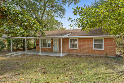 Gulfport Single Family Home For Sale: 2306 Curcor Dr