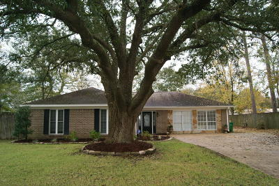 Biloxi MS Single Family Home For Sale: $149,900