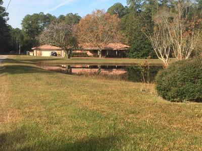Gulfport Single Family Home For Sale: 12225 Three Rivers Rd