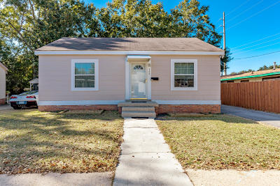 Biloxi MS Single Family Home For Sale: $98,900