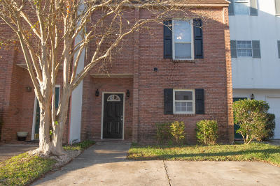 Gulfport Condo/Townhouse For Sale: 433 San Souci Dr