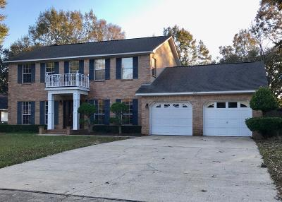 Ocean Springs Single Family Home For Sale: 4006 Breezy Hill Ln