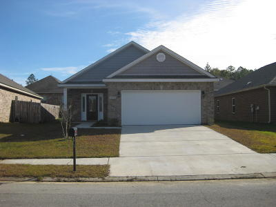 Gulfport Single Family Home For Sale: 14070 Waterford Cv