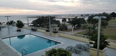 Biloxi Condo/Townhouse For Sale: 2060 Beach Blvd #201