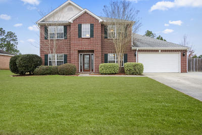 Ocean Springs Single Family Home For Sale: 3107 Stonewood Dr