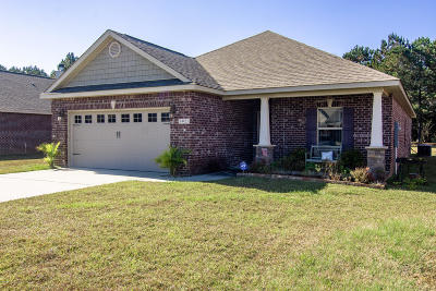 Gulfport Single Family Home For Sale: 14423 N Swan Rd