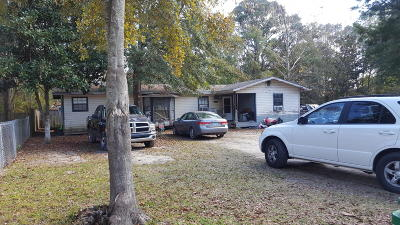 Ocean Springs Single Family Home For Sale: 9512 Myers St