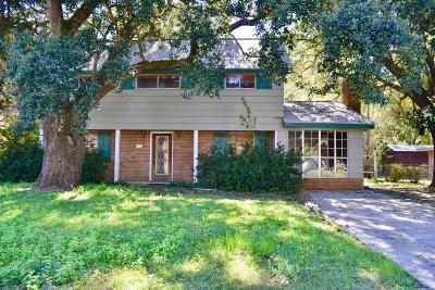 Bay St. Louis Single Family Home For Sale: 914 Spanish Acres Dr