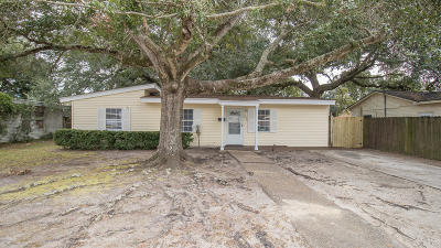 gulfport Single Family Home For Sale: 492 Central Ave