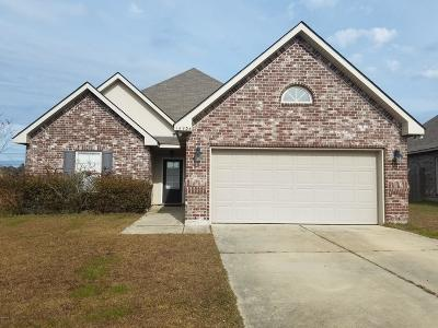 Gulfport Single Family Home For Sale: 16934 Desmare St