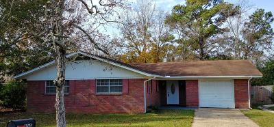 Gulfport Single Family Home For Sale: 106 New Haven Ct