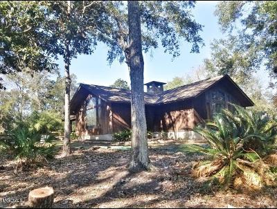 Ocean Springs Single Family Home For Sale: 110 Winchester Ct