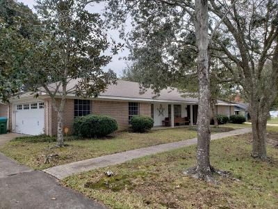 Gulfport Single Family Home For Sale: 12140 Kent Ave