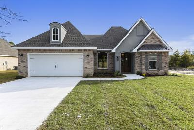 Ocean Springs Single Family Home For Sale: 3204 9th St