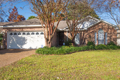 Biloxi Single Family Home For Sale: 2638 Rue Palafox