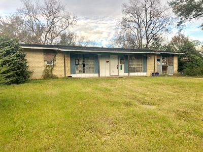 Gulfport Single Family Home For Sale: 102 Estes St