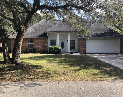 Ocean Springs Single Family Home For Sale: 1524 S 8th St