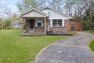 Ocean Springs Single Family Home For Sale: 9622 Dub St