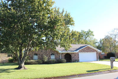 Biloxi Single Family Home For Sale: 866 Bilglade Dr