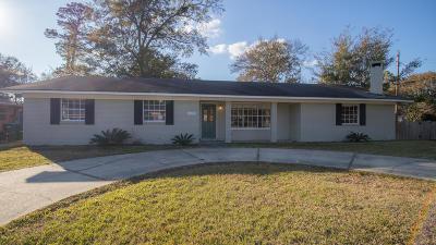 Gulfport Single Family Home For Sale: 1459 Tally Ho Cir