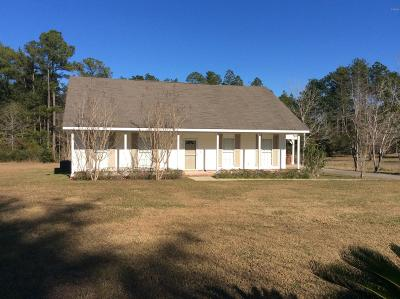 Saucier Single Family Home For Sale: 19654 Riverline Drive East
