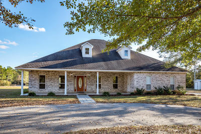 Biloxi Single Family Home For Sale: 14304 S Mill Creek Dr