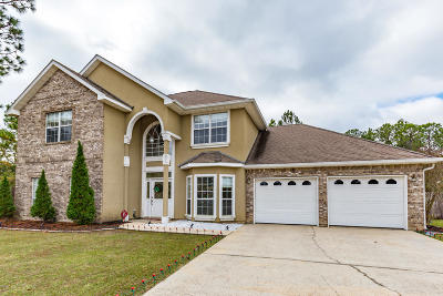 Ocean Springs Single Family Home For Sale: 8109 Sarah Ln