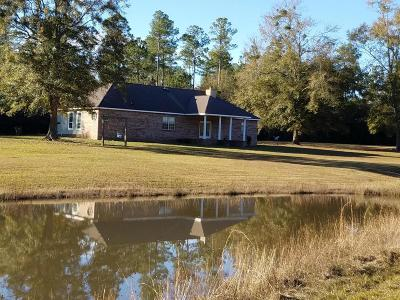 Harrison County Single Family Home For Sale: 13440 Wash Fayard Rd